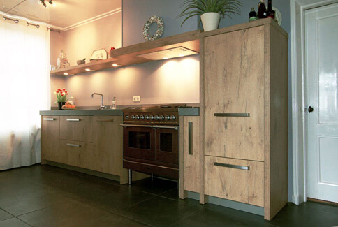 Keukenland Wijhe - Stoere keukens